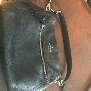 Kate Spade leather x-body